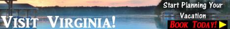 Virginia lake front vacation rentals