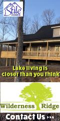 Waterfront Lot  Wilderness Ridge, Nolin Lake, Kentucky