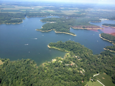Raccoon Lake photos, Cecil M. Hardin Lake